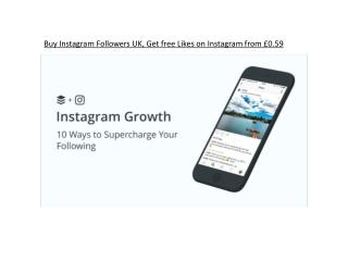 Buy Instagram Followers UK 2019 (http://epicfollowers.co.uk/)