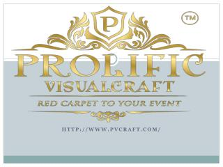 Prolific Visual Craft Features