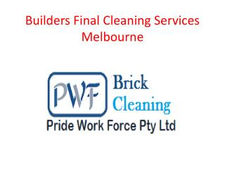 Builders Final Cleaning Melbourne   After Builders Cleaning Melbourne