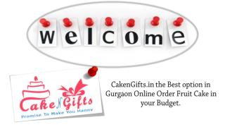 Visit Cakengifts for Gift Delivery Services in Gurgaon?
