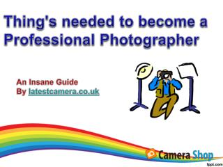 Professionla PHotographer