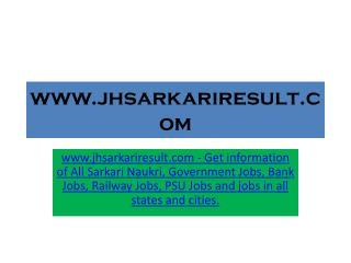 2018 RSMSSB Various Post Online Form