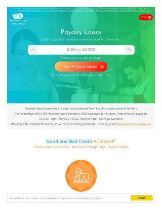 Same Day Payday Loans UK Instant Payday Loans