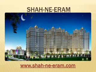 Enjoy Amenities Included Luxurious Homes Shah Ne Eram
