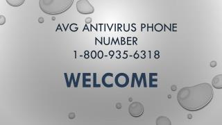 1-800-935-6318 AVG TECHNICAL SUPPORT PHONE NUMBER