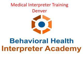 Medical Translator Certification || Interpreter Training