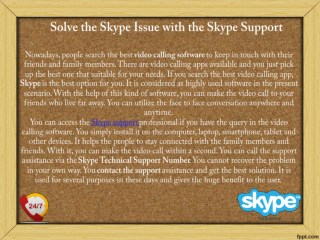 How to Fix Skype Calls Dropping or Not Connecting?