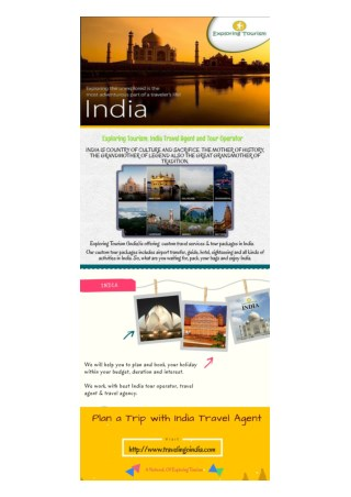 India Tours | India Tour packages