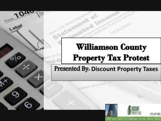 Williamson County Property Tax Protest