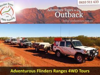 Adventurous Flinders Ranges 4WD Tours