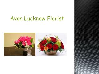 Cake delivery in Lucknow | Avon Lucknow Florist