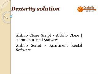 Airbnb Script - Apartment Rental Software
