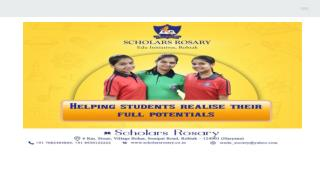 Best CBSE School in Rohtak