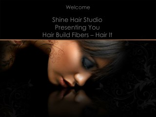 Shinehairstudio Hair It