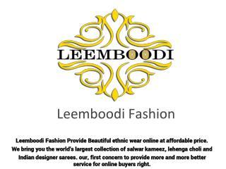 latest designer salwar kameez, salwar suit online shopping | Leemboodi Fashion
