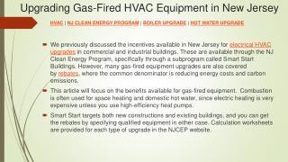 HVAC Design | HVAC Equipment | HVAC System | HVAC Installation | New Jersey