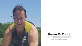 Shawn McCourt - Real Estate Agent