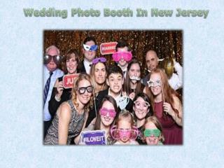 Wedding Photo Booth In New Jersey