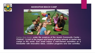Manhattan Beach Day Camp
