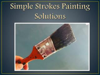 Experience the Best and Professional Painter in Cambridge
