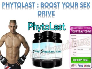 PhytoLast : Boost your sex drive