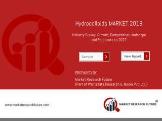 Hydrocolloids presentation PDF PPT available