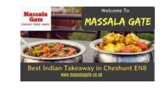 Massala Gate | Best Indian Takeaway in Turners Hill Cheshunt EN8