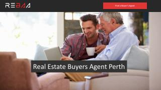 Real Estate Buyers Agent Perth