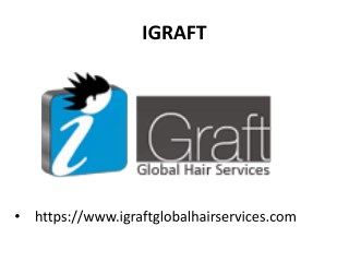 Hair Transplant in Hyderabad - iGraft Global Hair Services | It's All About Hair