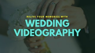 Best Wedding Videography Services In UK