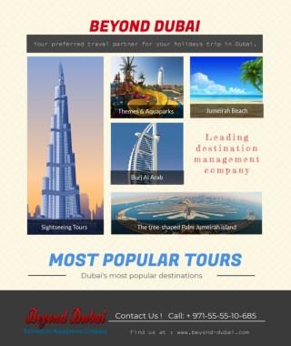 Dubai Travel   Dubai Trip   Beyond Dubai