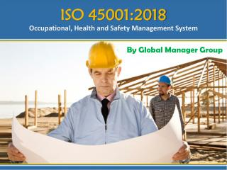 Information about ISO 45001:2018 Mandatory Documents