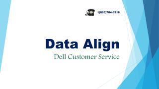Dell Virus Removal - DataAlign | Call 1(888)784-9316