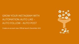 Gain More Followers on Instagram with an Automatic Followers App