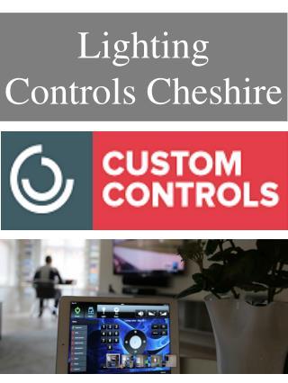 Lighting Controls Cheshire