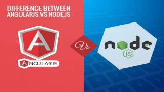 Angularjs vs nodejs | Hope Tutors