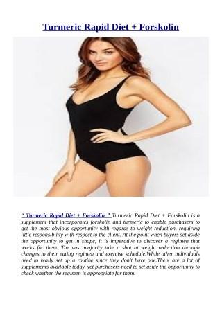 http://www.go4trial.com/turmeric-rapid-diet-forskolin/