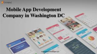 Mobile App Development Company in Washington DC