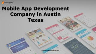 Mobile App Development Company in Austin Texas