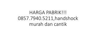 HARGA PABRIK!!! 0857.7940.5211, Jual hand socks muslimah borong