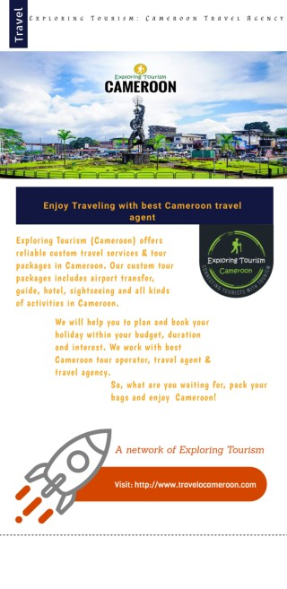 Cameroon Tours | Cameroon Tour Packages