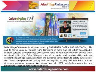 get High/Museum Quality handmade Reproductions | Dafenvillageonline.com