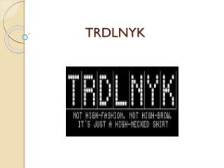 Trdlnyk -Turtlenecks for guys