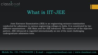 Top iit jee classes in pune