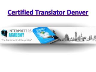 Medical Translation – Interpreters Academy