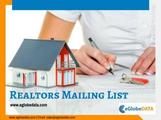 Realtors mailing list
