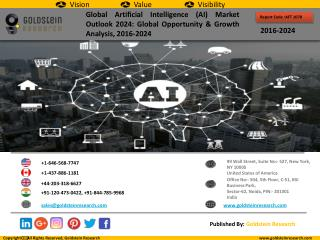 Artificial Intelligence (AI) Market