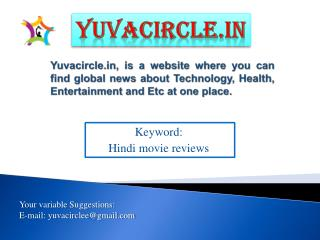 hindi movie reviews