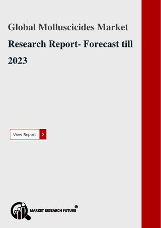 Chemical Molluscicides Market Supply Demand Analysis in North America