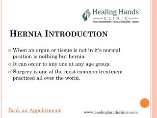 Hernia Symptoms Types and Treatment